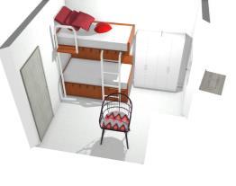 quarto do meio