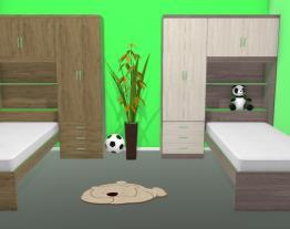 Dormitorio Infantil Imperial