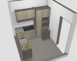 cozinha modelo novo boqueirao