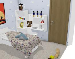 Dormitório para chicos
