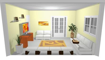 Sala 2 com ampliação