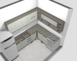 Projeto Cozinha - Ana