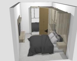 Projeto Patrícia Dormitório