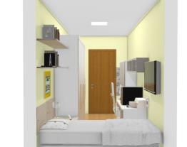 Dormitório Yoko