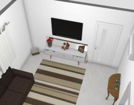 Sala de estar - Carla