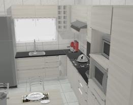 Cozinha Versatti 3