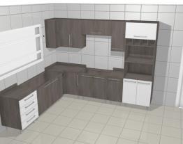 Cozinha poa Luciane