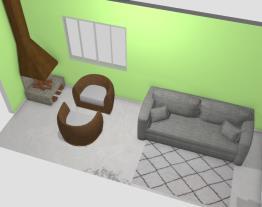nova sala na antiga área