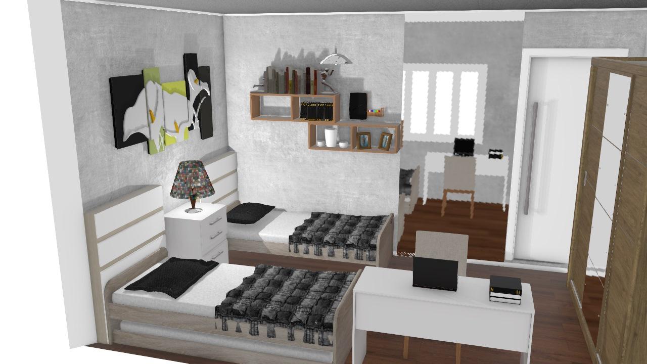 Casa 1° projeto