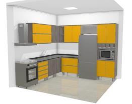cozinha da Vanda