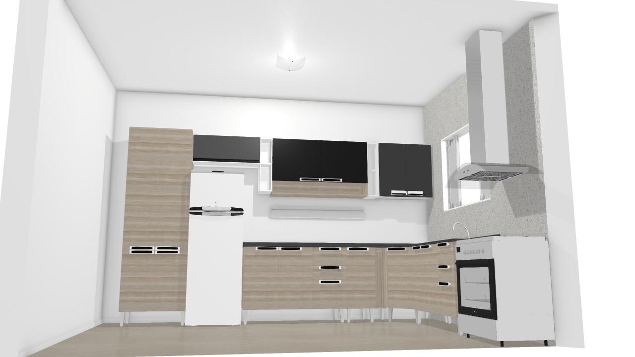 Projeto 2 cozinha nova