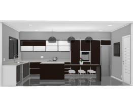 Cozinha c/ mesa