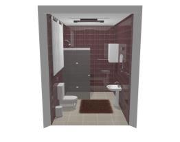 Banheiro quarto º 5