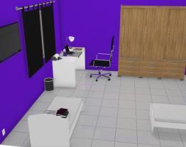 Meu quarto (projeto 1)