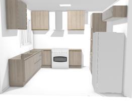 Cozinha modelo 4