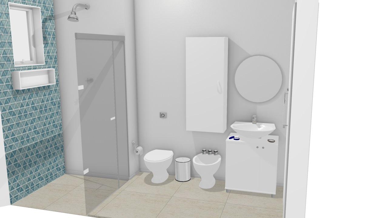 Banheiro padrão