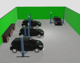 projeto anicuns centro automotivo
