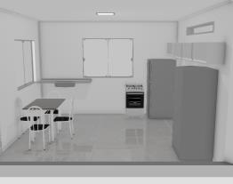 nova cozinha sitio