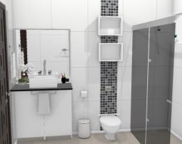 banheiro em construçao