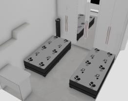 quartos dos meninos