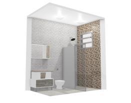 Banheiro Ariana