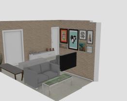Sala atual com + janelas
