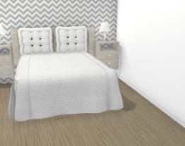 Núbia painel cama quarto