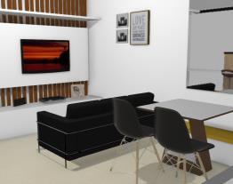Sala Apartamento 3