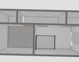 projeto da casa parte de cima