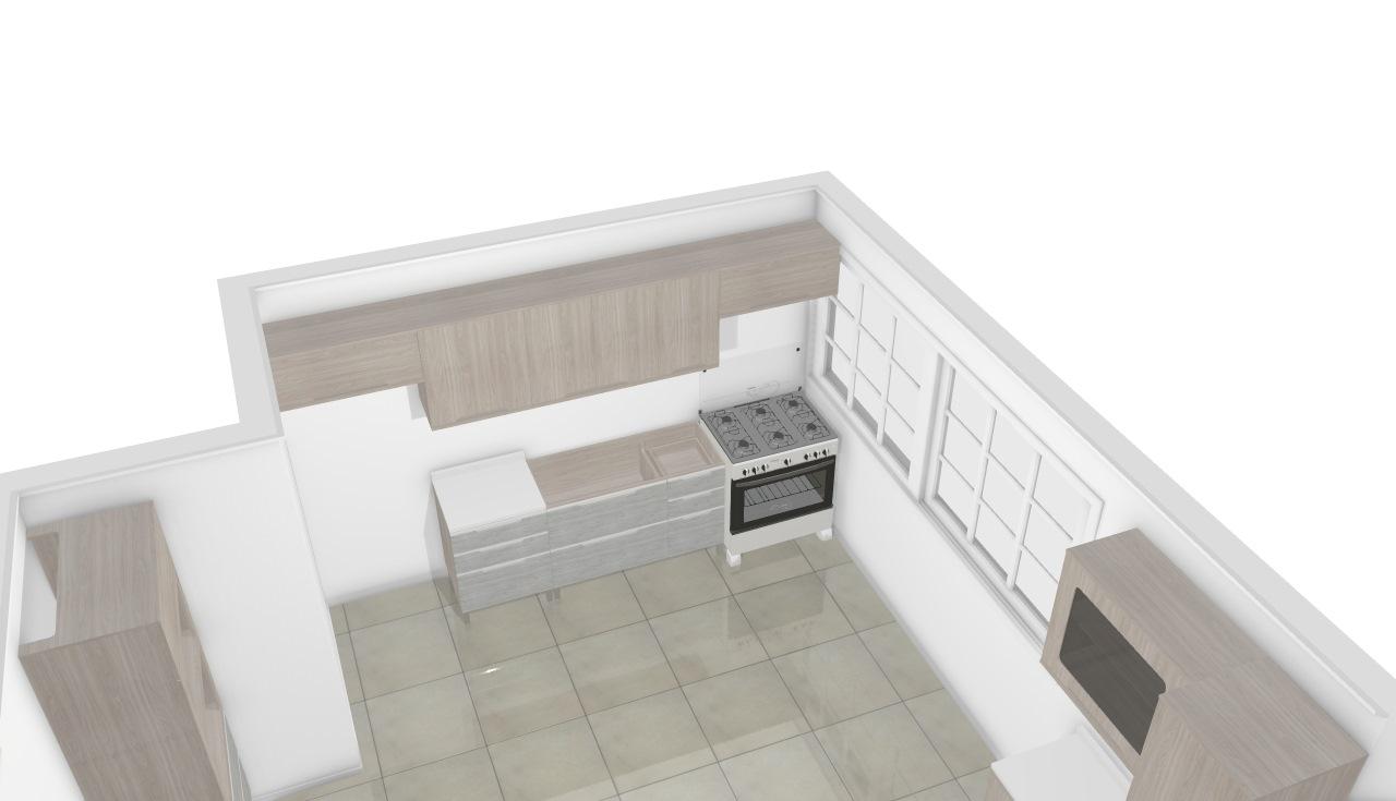 projeto cozinha Solaris