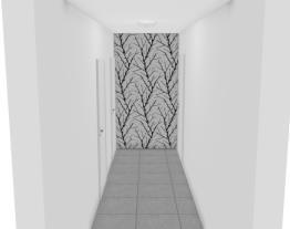 Corredor quartos Mairiporã