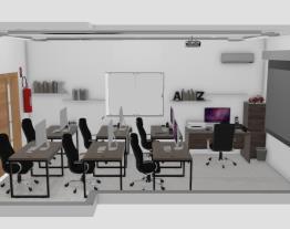 Projeto - Sala de Aula