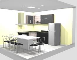 Cozinha pequena 2