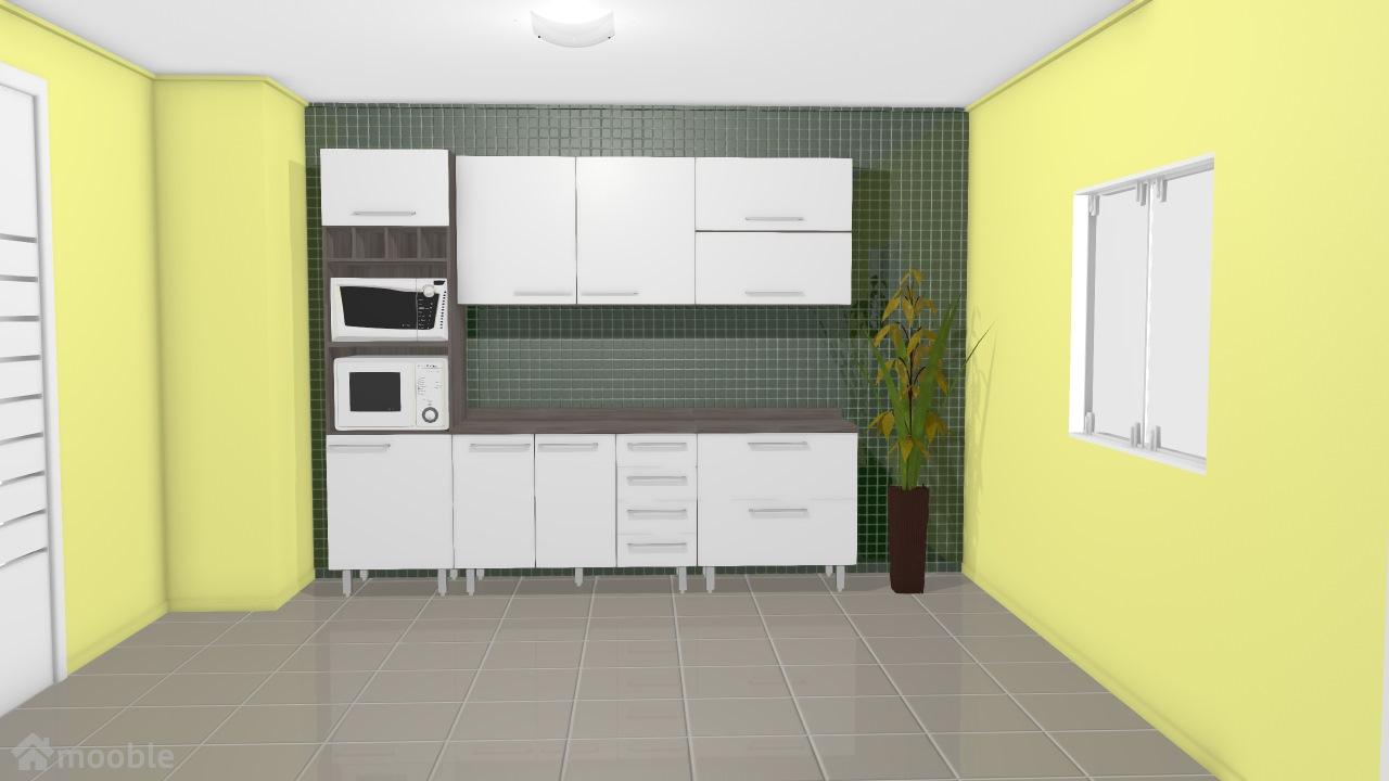 Cozinha - exemplo