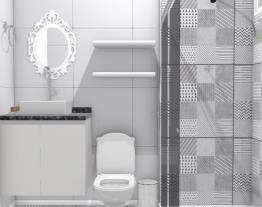 Apt 01 - Banheiro