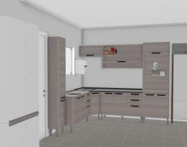 Cozinha projeto VIVI