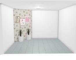 Início de uma bela sala de estar!!