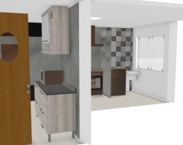 Cozinha versão 3