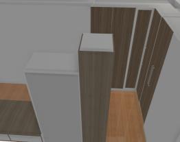 sala e cozinha e quarto