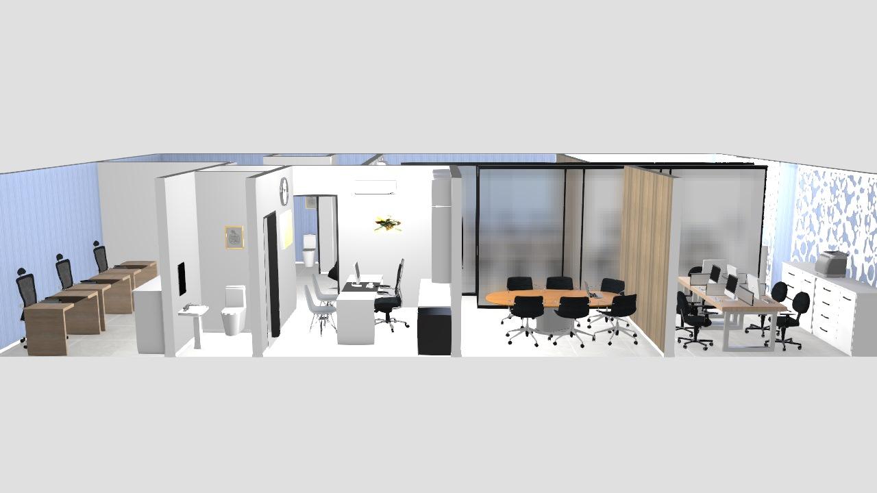 escritórios projeto1