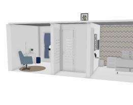 banheiro e quartos menino
