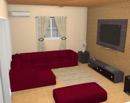 Meu projeto no Mooble sala de estar 2