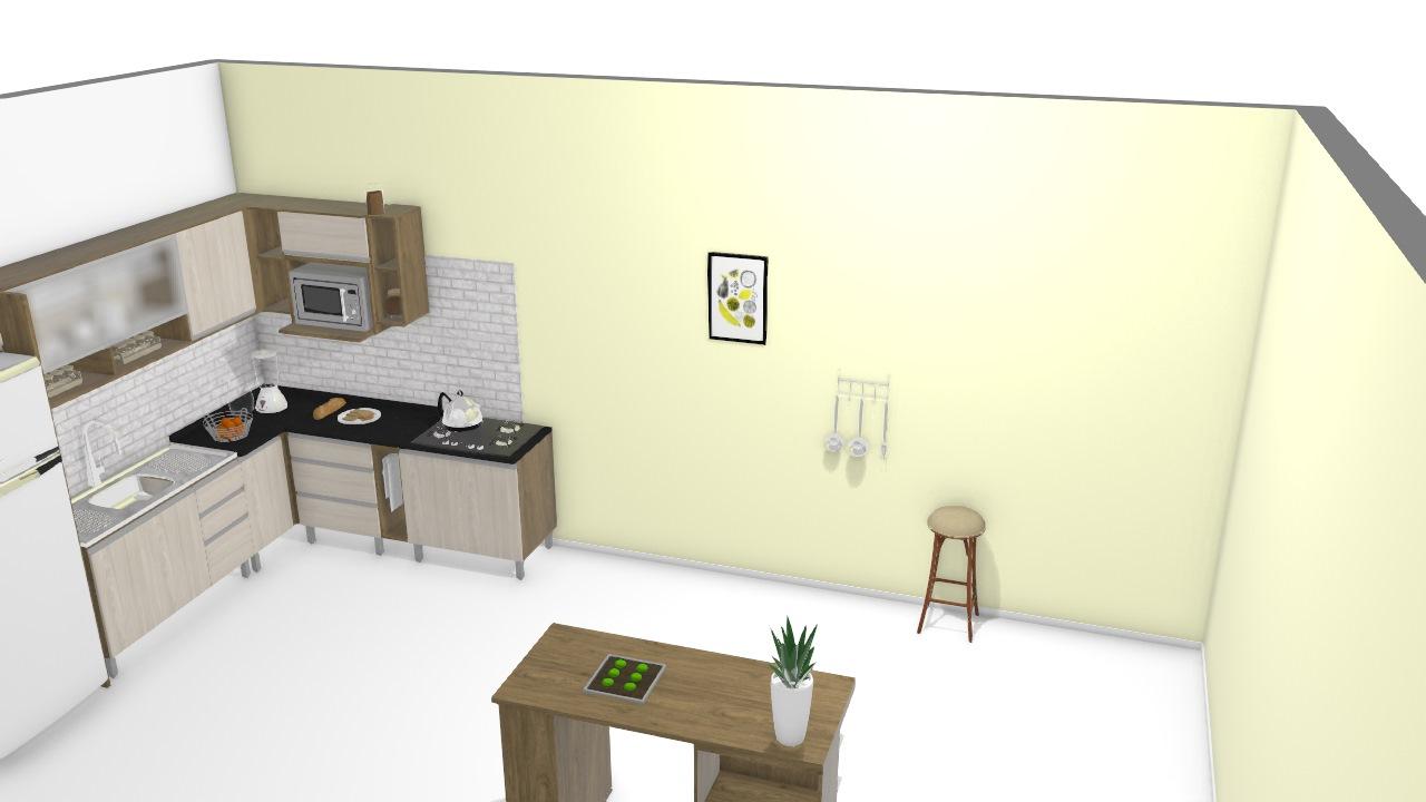 Cozinha Integra 19 verifar