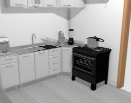 Meu projeto no Mooble cozinha proxima