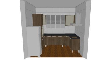 cozinha da Ed