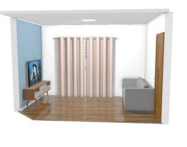 Sala da casa mãe