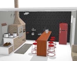 Area Gourmet - Projeto 3