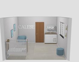 Meu projeto quarto do calebe