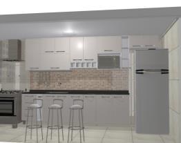 Cozinha apto 3
