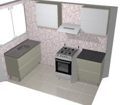 Cozinha 3 _ 2BHK KITCHEN R